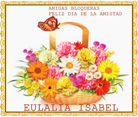REGALO DE EULALIA ISABEL
