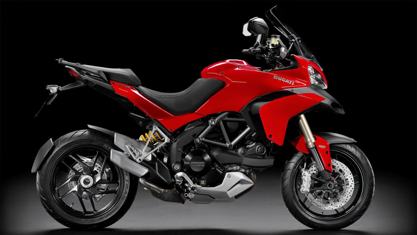 DUCATI MULTISTRADA 1200 ABS 2014 Repair Workshop Manual