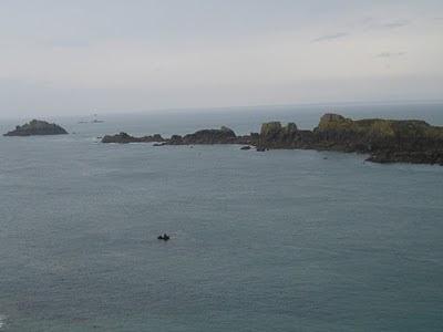 Vista desde Pointe du Grouin