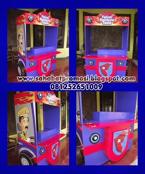 Jasa pembuatan Stand Booth Pameran Kitchen set dan Rombong ...