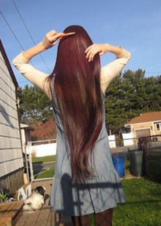 henna is an amazing conditioner for your hair if you have thin hair henna will also make your hair thicker and shinier and fear not you will not be left - Henn Color Auburn