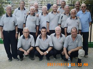 CALENDARI I CLASSIFICACIÓ LLIGA 2012-2013 / GRUP - B / 5ª Div. Grup 10