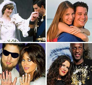 How long were khloe and lamar dating before they got engaged