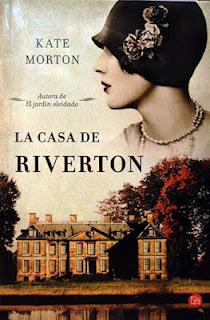 Libros que leo la casa de riverton kate morton - Kate morton la casa del lago ...