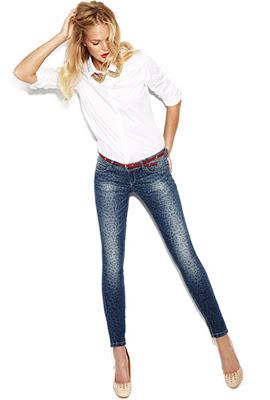 jeans estampados leopardo