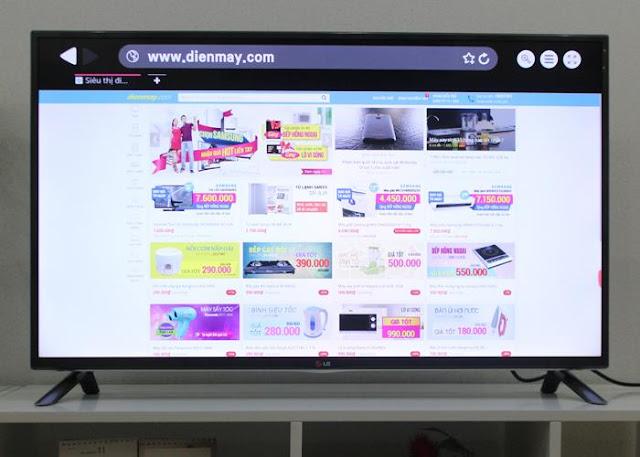 Làm thế nào để kết nối bàn phím, chuột với tivi LG