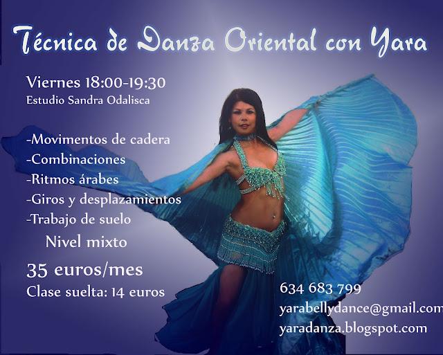 danza del vientre Sevilla