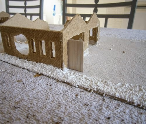 Making Stalingrad Ruined Factory Two Pictures 7