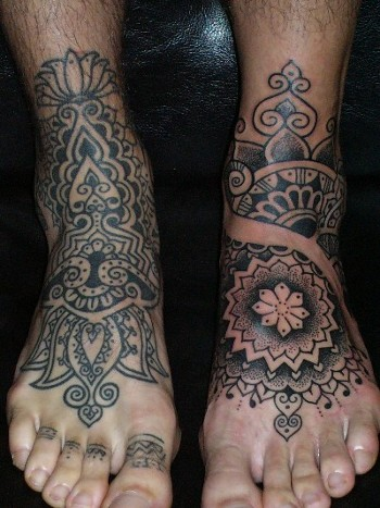 Tattoo History India r mul