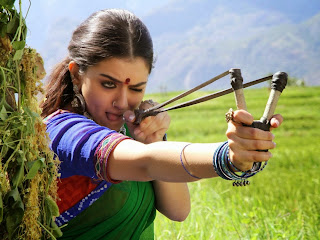 Actress Hansika Motwani New Pictures from Aranmanai Tamil Movie  (7)