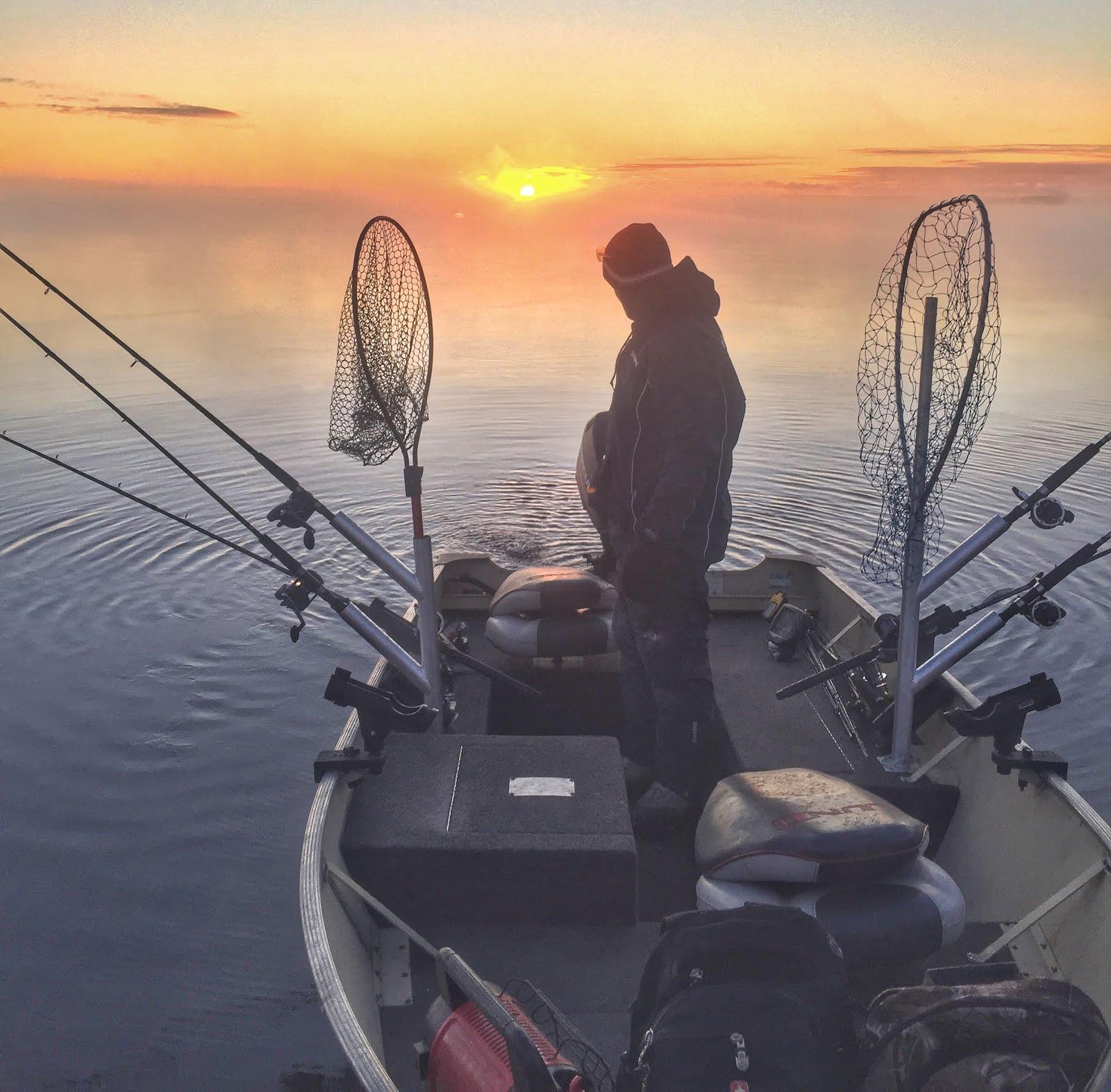 January Morning on Lake Ontario
