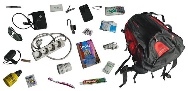 Cosas que llevar a India en la mochila