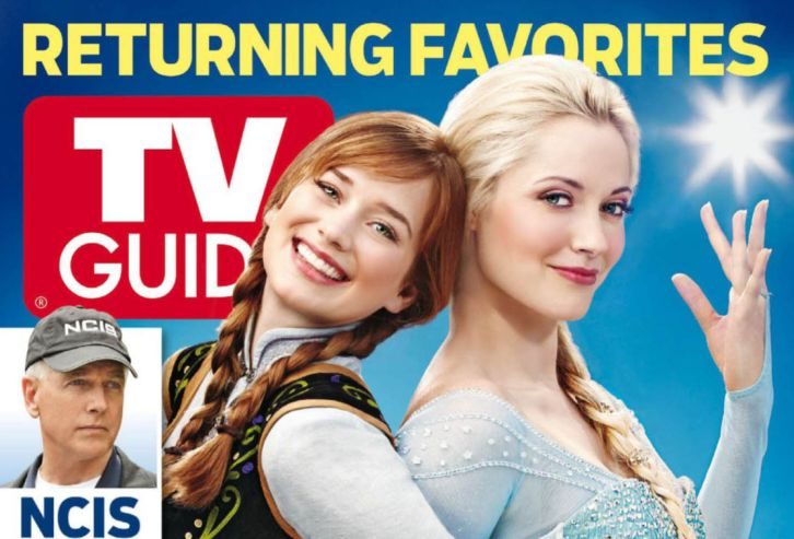 TV Guide Magazine Scans - Various Shows - 19th September 2014
