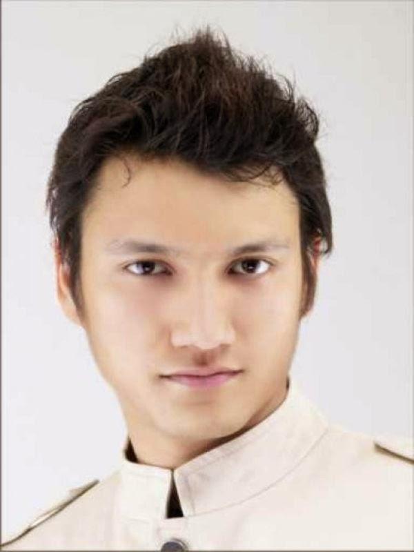 Model Potongan Rambut Chritian Sugiono