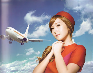 SNSD Jessica Girls Generation II Girls & Peace Photos