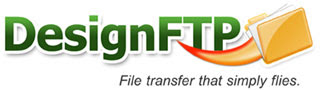 DesignFTP - File Transfer make easy for Web designers and developers