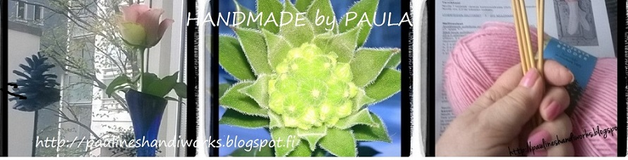 HANDMADE BY PAULA