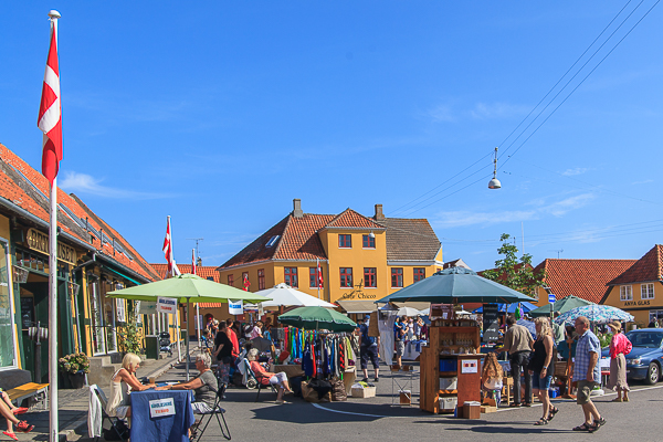 Amalie loves Denmark - Marttag in Svaneke auf Bornholm