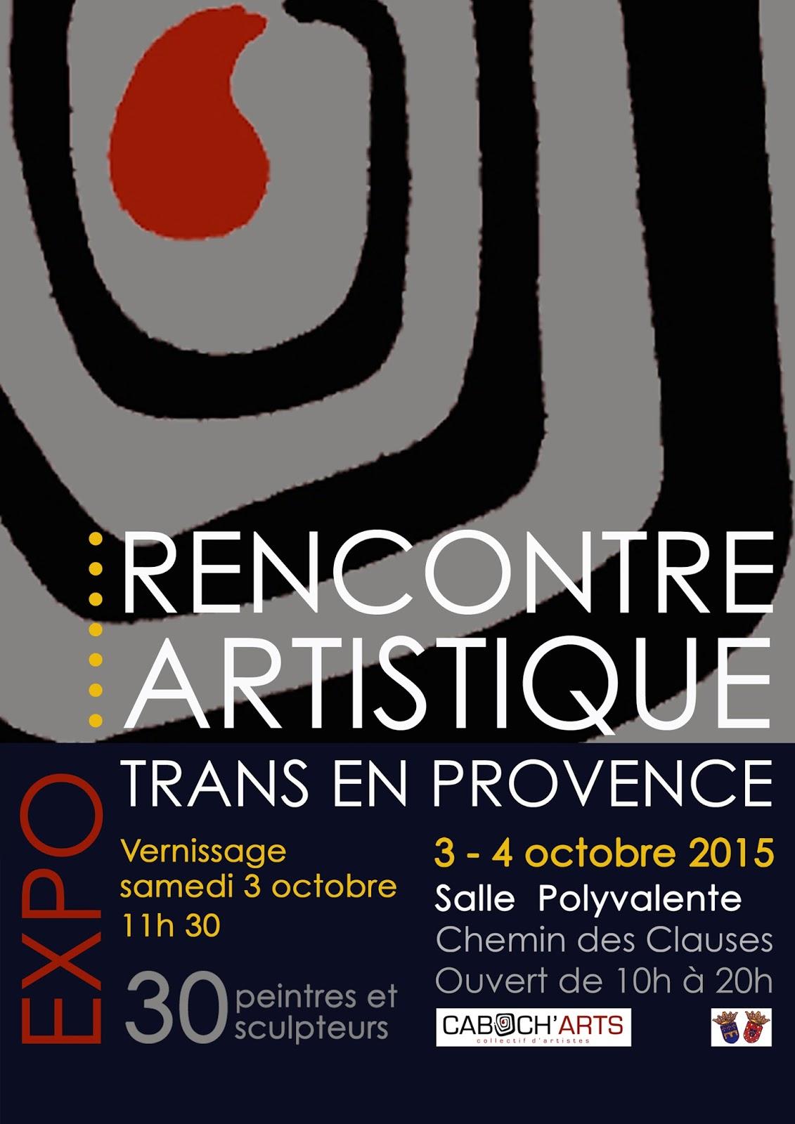 caboch u0026 39 arts  exposition  u0026quot rencontre artistique u0026quot  2015