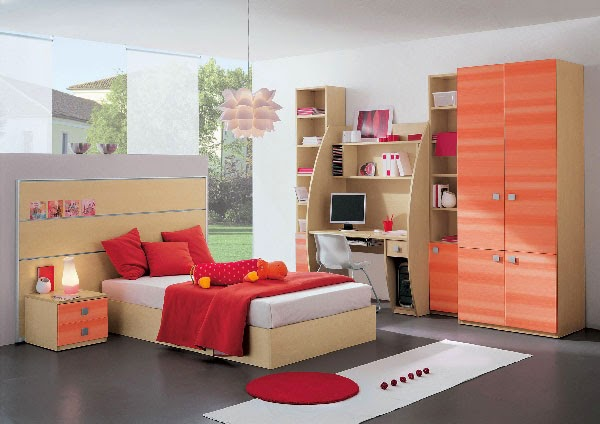 Rooms-Children-Bedroom-Design-Minimalist-Furniture-Minimalist