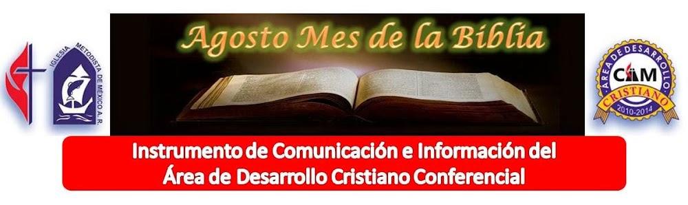 DESARROLLO CRISTIANO CAM