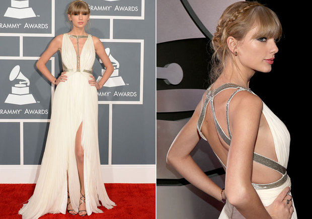 celebrity style makeup - grammy awards 2013