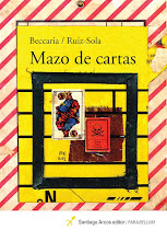 Mazo de cartas. Luciano Beccaria / Facundo Ruiz - Irene Sola