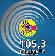 ouvir a Rádio Imprima FM 105,3 ao vivo e online Arapiraca