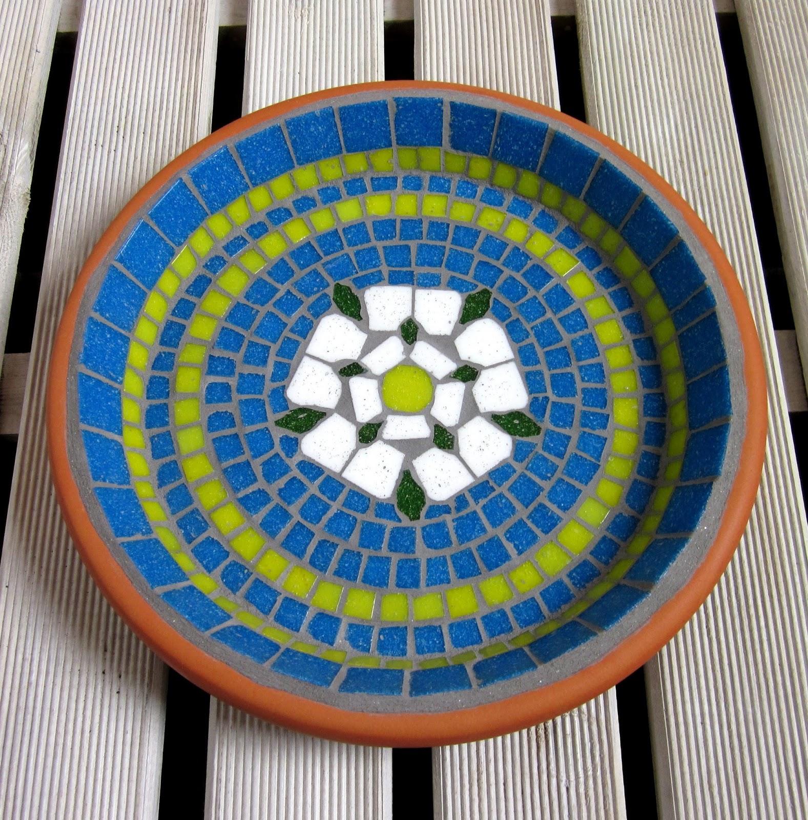 Mi Primer Proyecto Mosaico - Baño de Aves