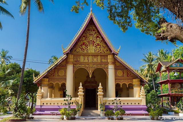 du-lich-Lao-Vientiane-Wat-Chan