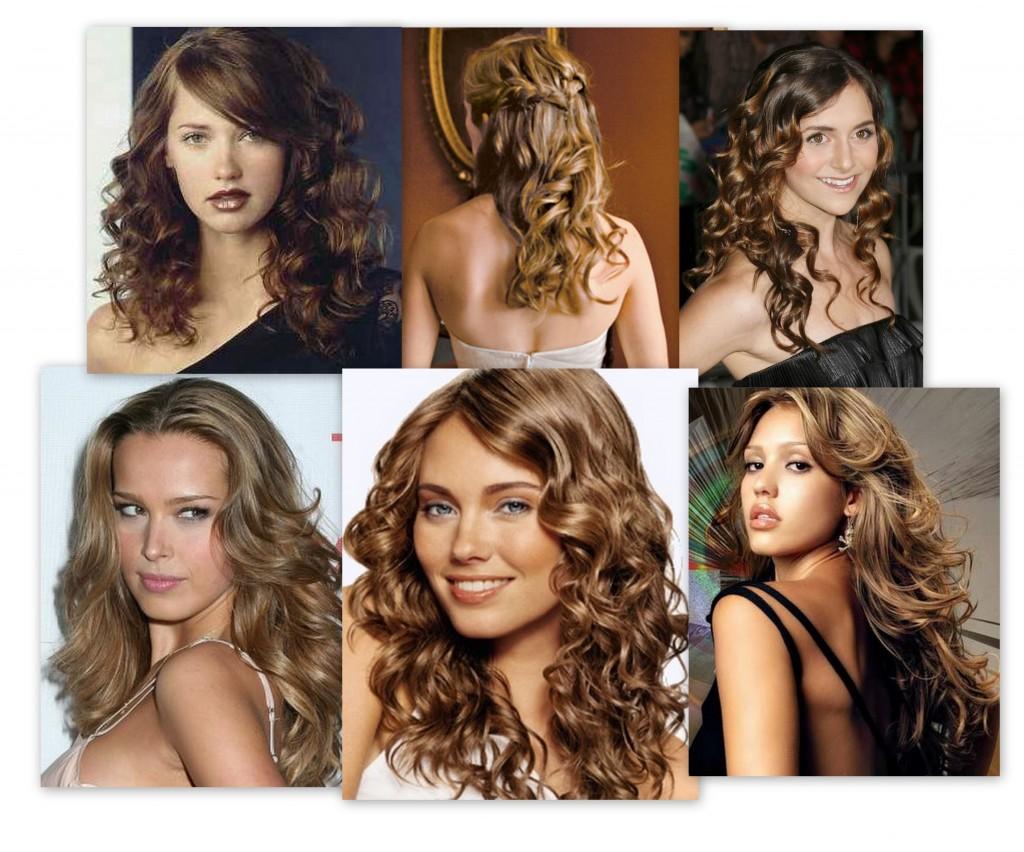 Sizler için çeşit çeşit dağınık maşalı saç modellerini