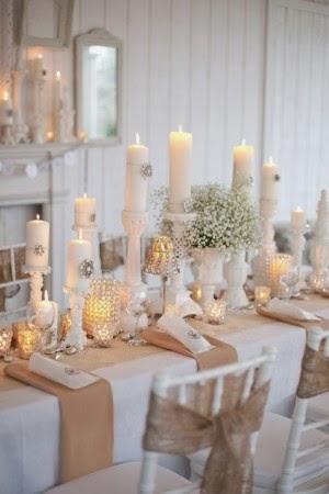 boda shabby chic decoración