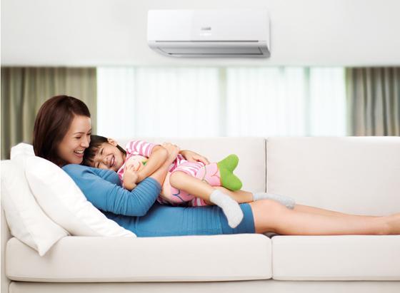 Điều chỉnh nhiệt độ trong khi ngủ cho phù hợp với từng giai đoạn