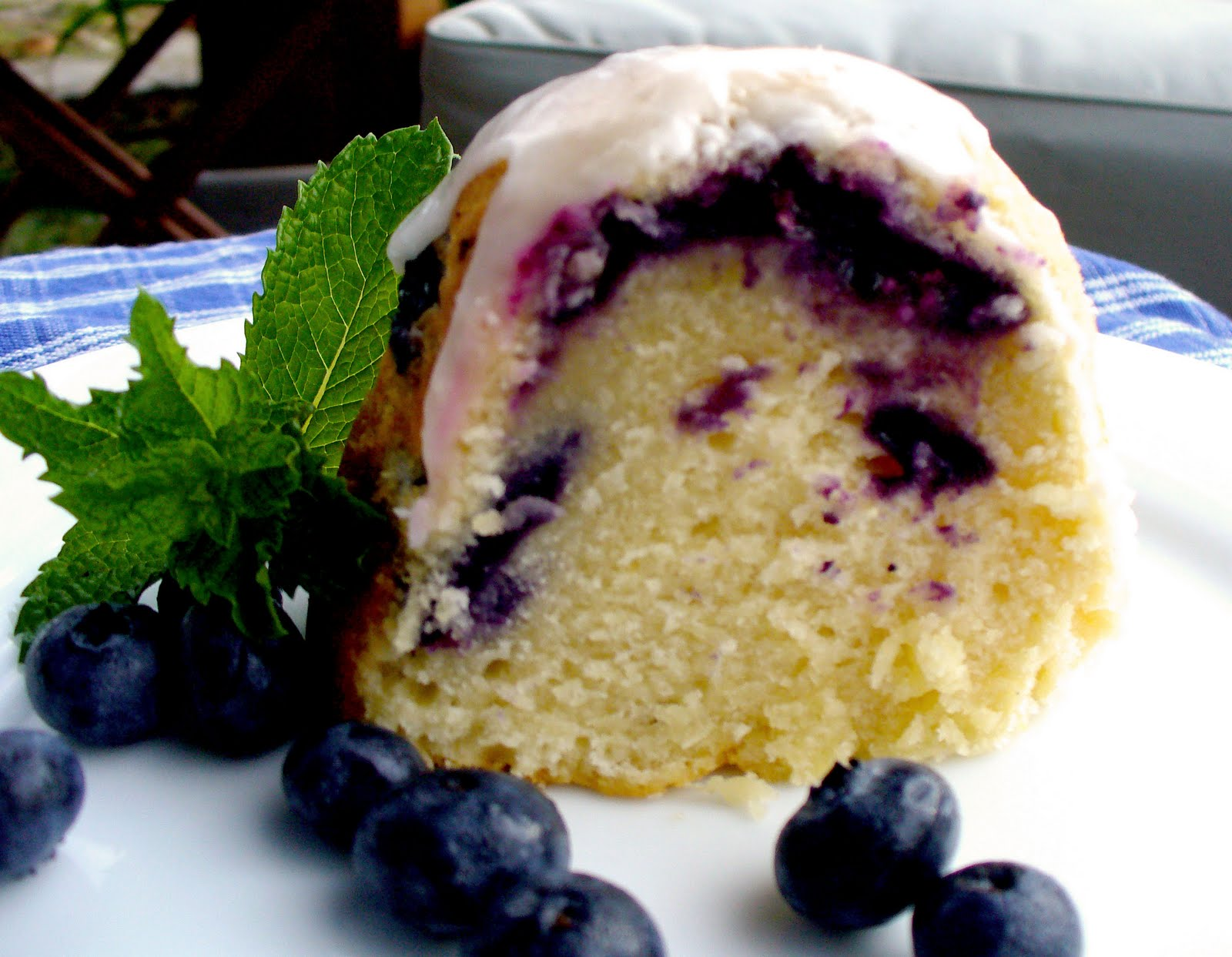 Mimi S Kitchen Lemon Blueberry Pound Cake