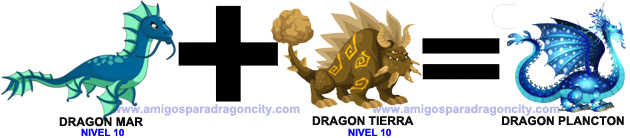 como sacar el dragon plancton en dragon city formula 2