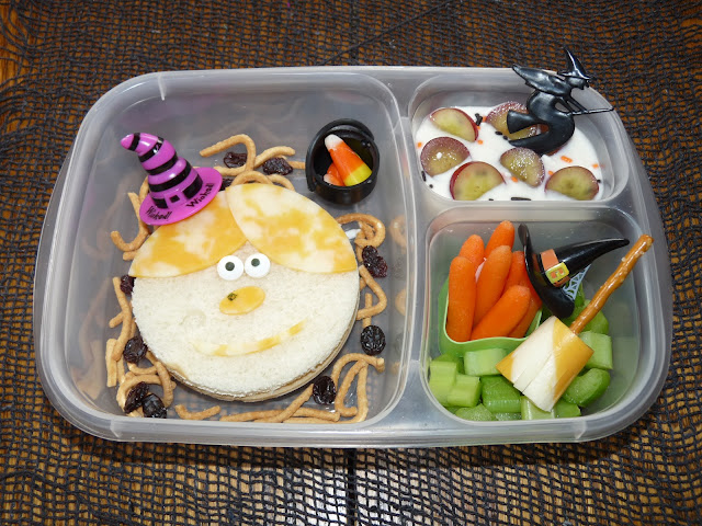 witch halloween bento easylunchboxes