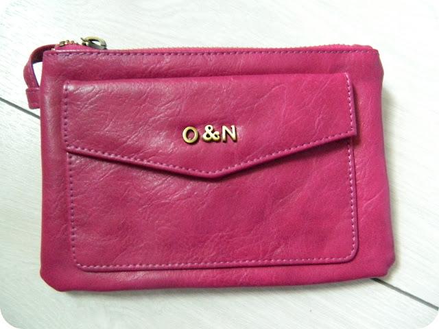 ollie & nic small pink bag