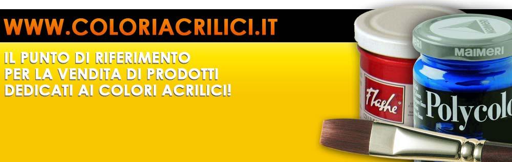 ColoriAcrilici.it