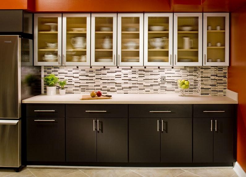 Ideas de revestimientos para las paredes de la cocina for Recubrimiento para azulejos