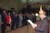 Pengurus Sektor PPTSB Cabang Jambi Periode 2012-2016