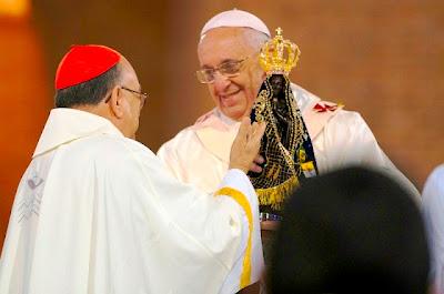 #JMJRio2013: Papa Francisco agradece, em carta ao presidente da CNBB, acolhida no Brasil