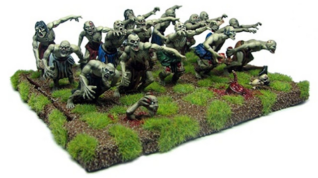 Undead Zombie unit photo