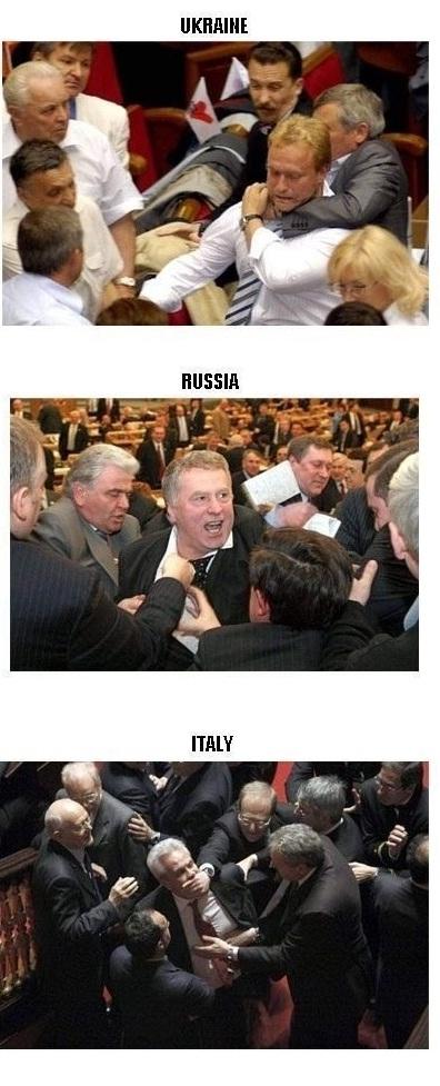 Pergaduhan Di Parlimen Seluruh Negara 11 Gambar