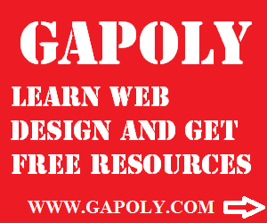 LEARN WEB DESIGN - GAPOLY.COM