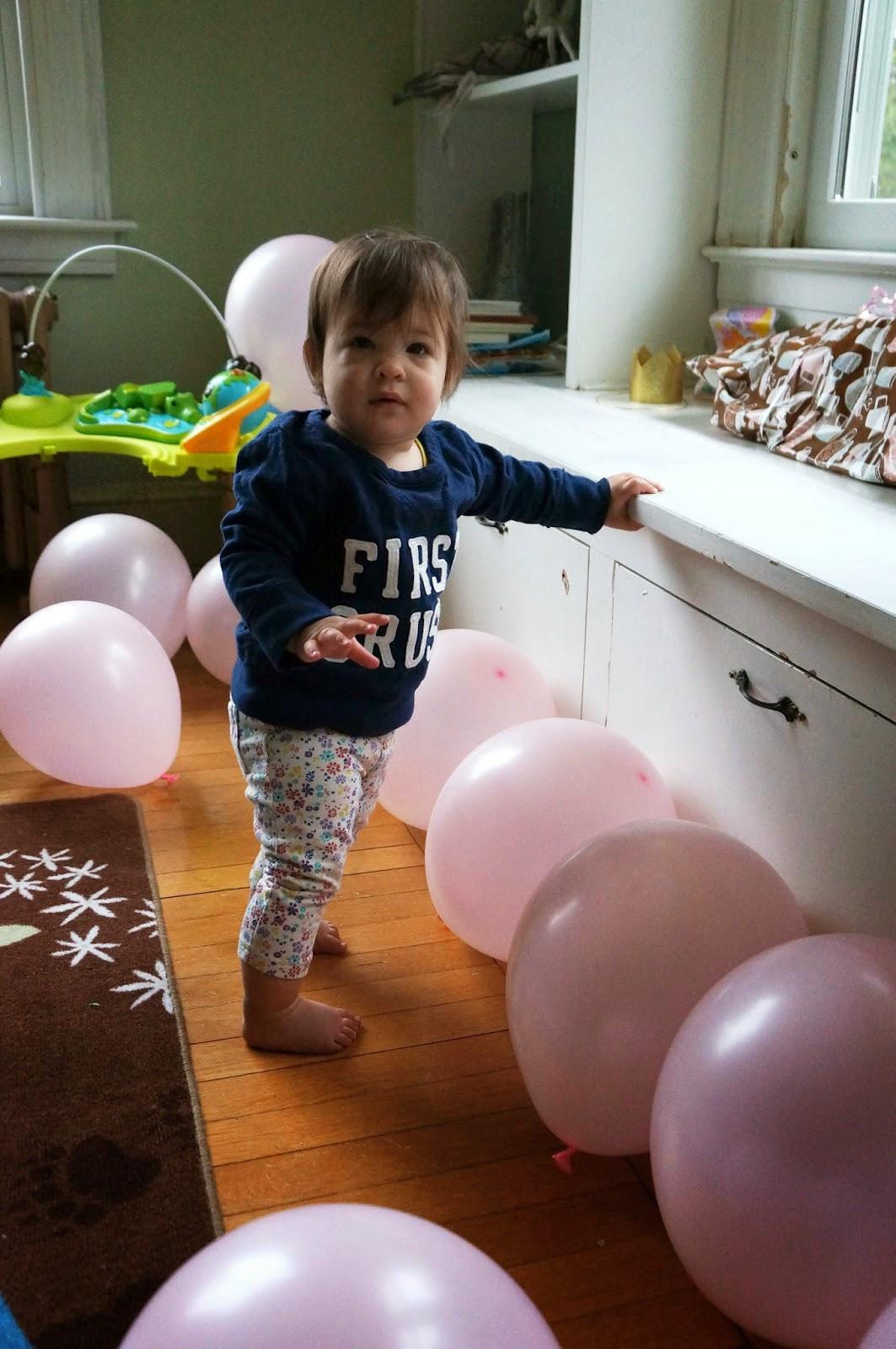 Nora's 1st Birthday hellokelcey.blogspot.com