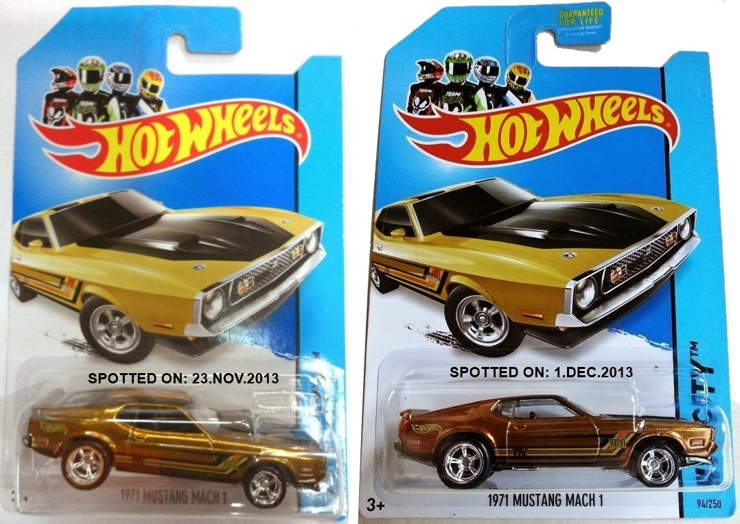 Hot Wheels 2014 Treasure Hunt Treasure hunt$ of 2014!