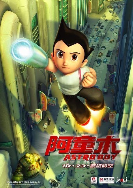 Astro Boy (Astroboy) HD 1080p Latino 2009