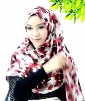 inspirasi hijab hari raya 1