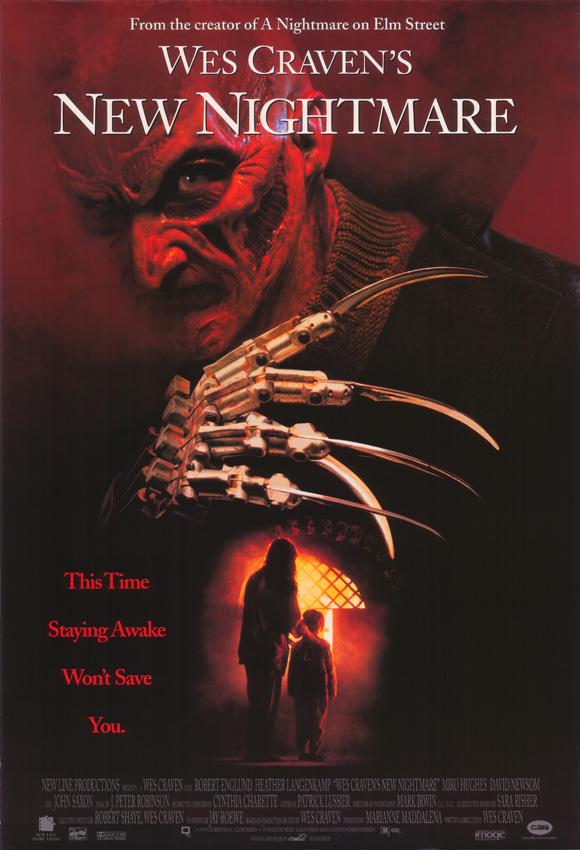 Wes Craven s New Nightmare (1994) นิ้วเขมือบ ตอน ตายก็ได้ แต่ยังไม่อยาก