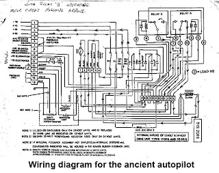 the saga of the vessel circadian may 2, 2011 Century 3 Auto Pilot at Century 4 Autopilot Wiring Diagram